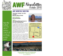 Albuquerque Wildlife Federation Newsletter October 2013
