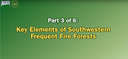 Restoring Composition.. Part 3 of 6: Key Elements of Southwestern Frequent Fire Forests