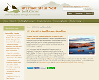 The North American Wetlands Conservation Act (NAWCA) Grant Opportunities