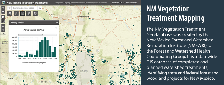 New Mexico Vegetation Treatments